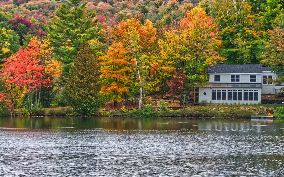 Checklist for closing your lake house or summer home